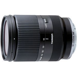 TAMRON AF 18-200mm F/3,5-6,3 Di III VC (black) for Sony E-mount, B011B