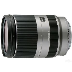 TAMRON AF 18-200mm F/3.5-6.3 Di III VC (silver) for Canon M-mount, B011EM S