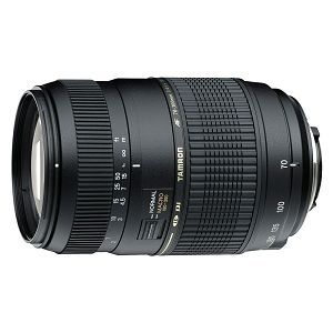 TAMRON AF 70-300 F/4-5.6 LD Di Macro 1:2 for Nikon with built-in motor, A17NII