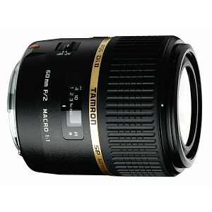 TAMRON AF SP 60mm F/2.0 Di II LD (IF) Macro 1:1 for Sony, G005S