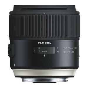 TAMRON SP 35mm F/1.8 Di VC USD for Canon, F012E