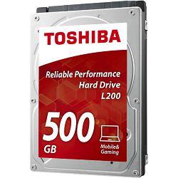 Toshiba L200 500GB, 8MB, 5400rpm
