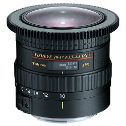 Tokina AT-X 10-17mm F3.5-4.5 DX NH V CANON za Canon, Video / APSC, 4961607082126