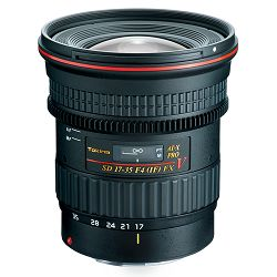 Tokina AT-X 17-35mm F4.0 FX V  CANON za Canon, Video FULL FRAME, 4961607082119