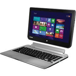 Toshiba Satellite W30Dt-A-100 - AMD A4-1200 / 4GB RAM / 500GB HDD /13.3 inch / Windows 8.1 / srebrna