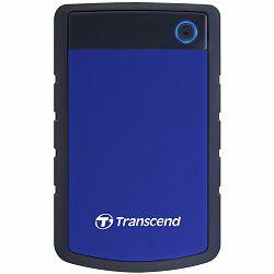 Transcend 1TB StoreJet 2.5 H3B, portable HDD USB 3.1 Gen 1 USB Type-A blue, EAN: 0760557828112
