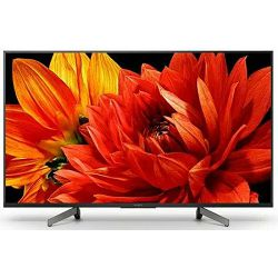 TV Sony KD-49XG8396, 123cm, 4K HDR, Android