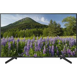 TV Sony KD-55XF7005, 4K HDR, WiFi