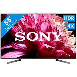TV Sony KD-55XG9505, 139cm, 4K HDR, Android