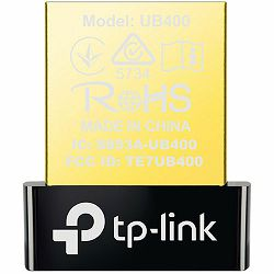 TP-Link UB400 Bluetooth 4.0 Nano USB Adapter, Nano Size, USB 2.0