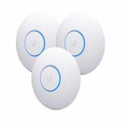 Ubiquiti 4x4 MU-MIMO Wave 2, Wi-Fi AP 3-pack