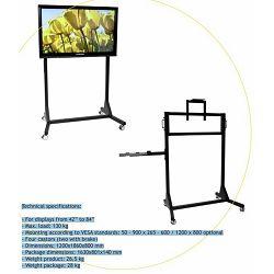 VEGA ST 51 podni stalak za interaktivni ekran do 84