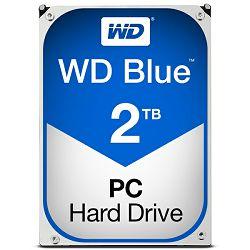 Western Digital Blue 2TB, 3,5