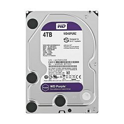 WD Purple 4TB, 3,5