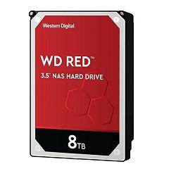 Western Digital Red 8TB, 3,5