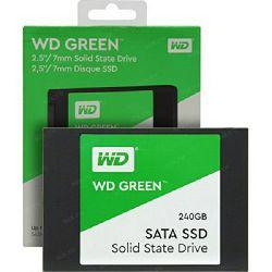 WD Green SSD 240GB, 2,5