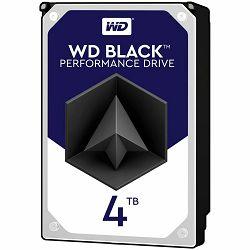 HDD Desktop WD Black (3.5, 4TB, 256MB, 7200 RPM, SATA 6 Gb/s)