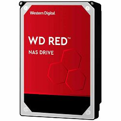 HDD Desktop WD Red (3.5, 6TB, 256MB, 5400 RPM, SATA 6 Gb/s)