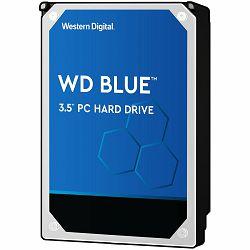 HDD Desktop WD Blue (3.5, 6TB, 256MB, 5400 RPM, SATA 6 Gb/s)