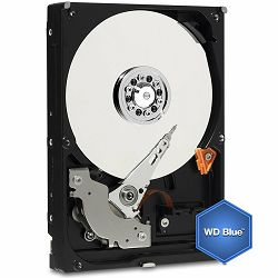 HDD Desktop WD Blue (3.5, 6TB, 64MB, 5400 RPM, SATA 6 Gb/s)