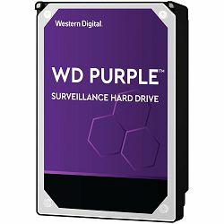 HDD AV WD Purple (3.5, 6TB, 128MB, 5640 RPM, SATA 6 Gb/s)
