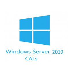 Windows Server CAL 2019 English 1pk DSP DEV 5 Clt, R18-05829