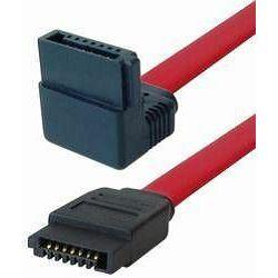 Kabel SATA/DATA kutni, 0,5m