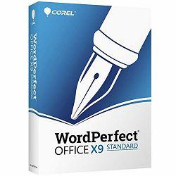 WordPerfect Office X9 Standard Single User License ML
