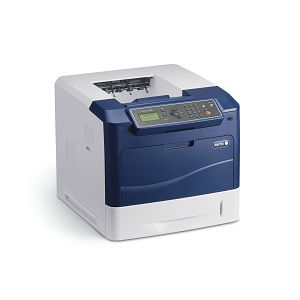 Xerox PHASER 4600 LASER PRINTER, 55PPM, NETWORK, 1x520 SHEET INPUT TRAY, 220V, 4600V_N
