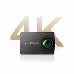 Xiaomi Yi Action Camera 4K - 4K Video 30fps and 720p 240fps, 120 minutes, Sensor Sony IMX377 12MP, CPU Ambrella A9SE75, 2.19