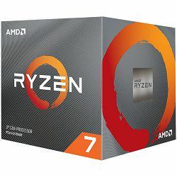 AMD CPU Desktop Ryzen 7 8C/16T 2700 MAX (4.1GHz,20MB,65W,AM4) box, with Wraith Max thermal solution
