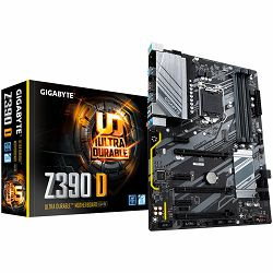 GIGABYTE Main Board Desktop Z390 D