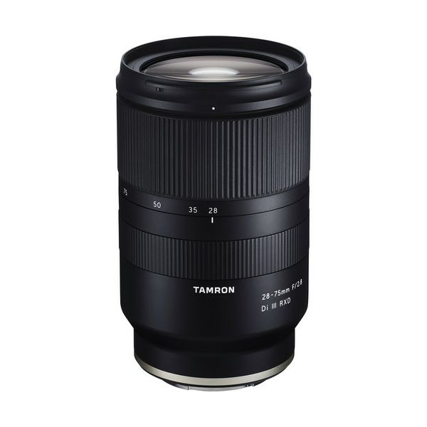 TAMRON AF 28-75mm F2.8Di III RXD for Sony E-mount, A036S
