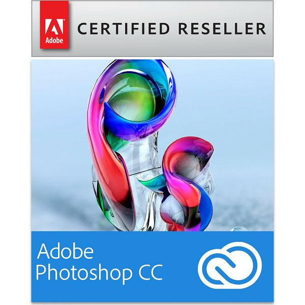 Adobe Photoshop CC Creative Cloud, WIN/MAC, 1-godišnja pretplata