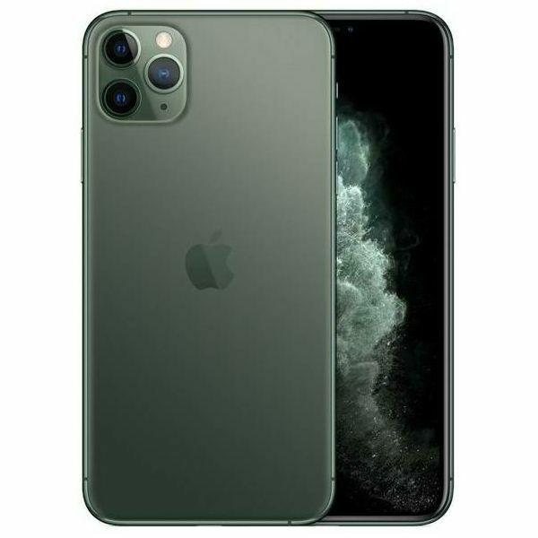 Apple iPhone 11 Pro 256GB Midnight Green, mwcc2se/a