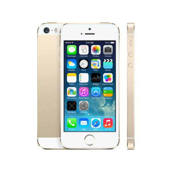Apple iPhone 5s, 16GB, gold, me434