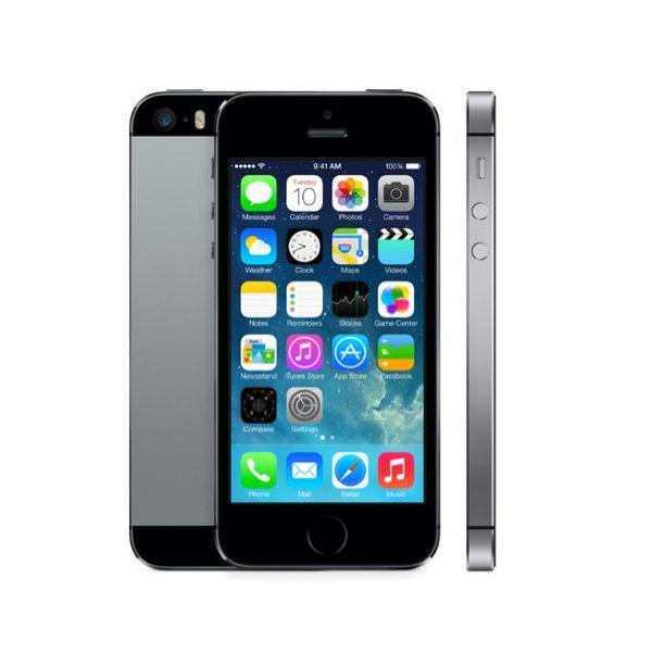 Apple iPhone 5s, 16GB, space gray, me432