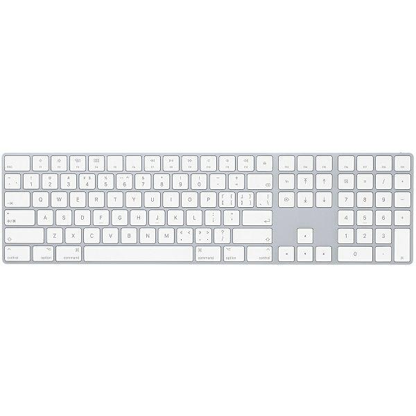 Apple Magic Keyboard with Numeric Keypad - Croatian, mq052cr/a