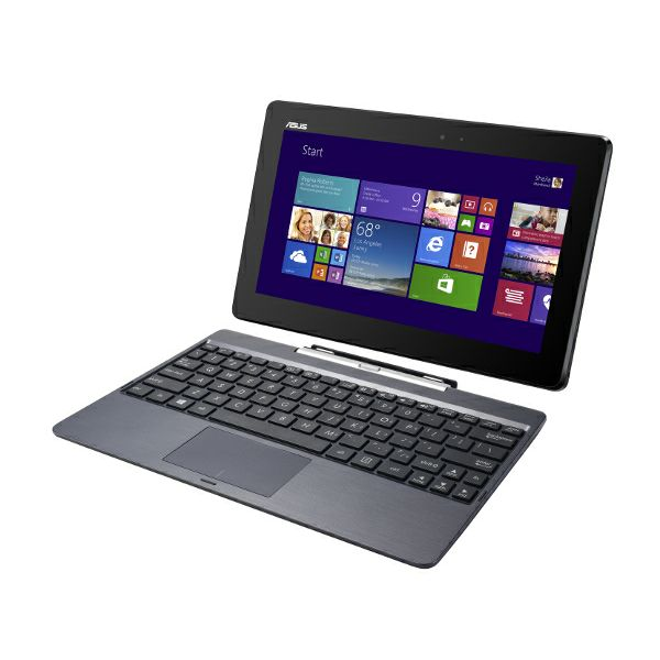 Asus T100TA-DK005H - Intel Atom Z3740 / 2GB RAM / 500GB HDD i 32GB SSD / Windows 8.1 / Office Home and Student / 10.1 inch Touch