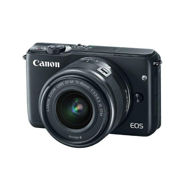 Canon EOS M3 crni+ EFM 15-45mm IS
