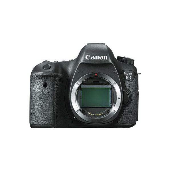 Canon 6D Body WIFI / GPS