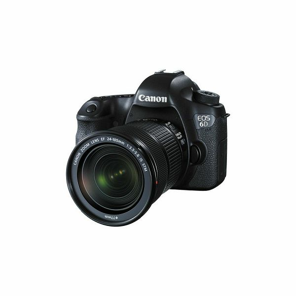 Canon EOS 6D WIFI / GPS + 24-105 f3.5-5.6 IS STM