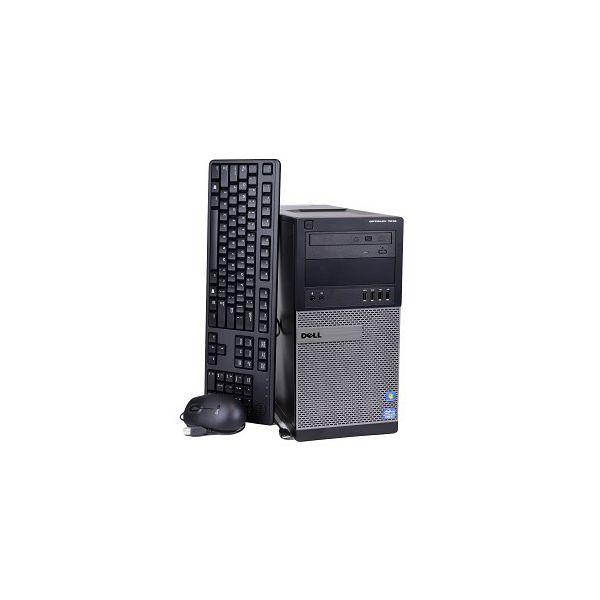 DELL Optiplex 7010 MT i5-3470 3.2GHz / 4GB RAM / HDD 500GB / Intel HD / Windows 7/8.1 Pro 64 - AKCIJA!