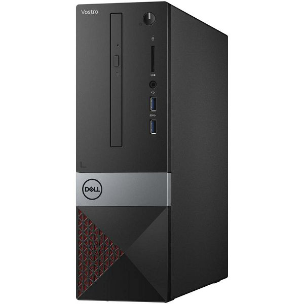 Dell Vostro 3471 SFF - Intel i3-9100 4.2GHz / 8GB RAM / SSD 256GB / Intel UHD 630 / WLAN / Windows 10 Pro