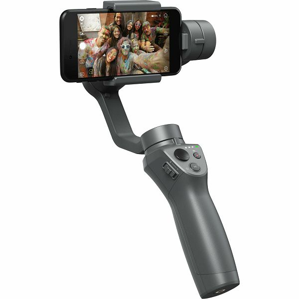 DJI Osmo Mobile 2 3-Axis Gimbal Stabilizer for Smartphones 3D stabilizator za mobitele CP.ZM.00000064.01