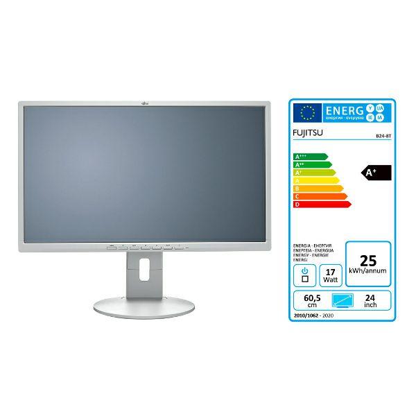 Fujitsu B24-8 TE Pro DP, DVI, VGA, pivot, zvučnici, USB