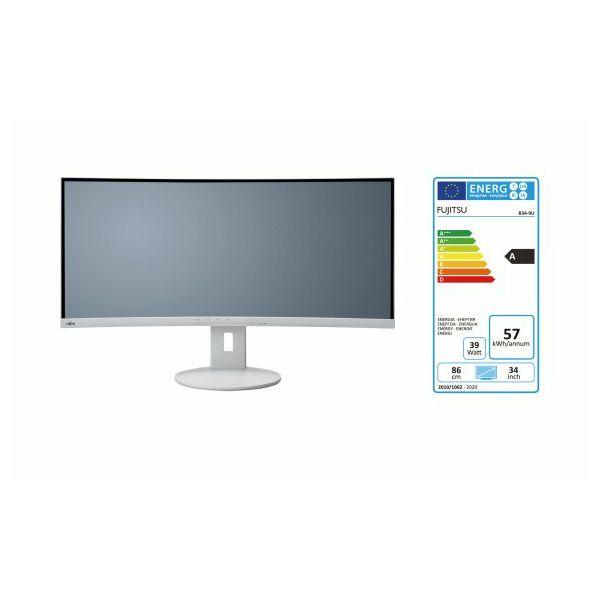 Fujitsu B34-9 UE DP, 2x HDMI, pivot, zvučnici, USB
