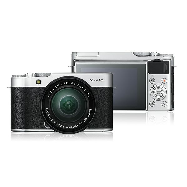 FUJI X-A10 16-50mm II Kit  Body+lens, 16 MP APS-C 3.0