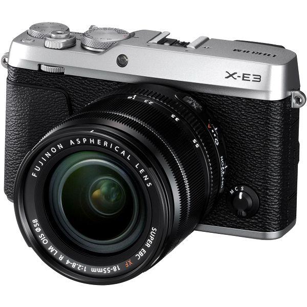 FUJIFILM X-E3 18-55mm Kit Body+lens, 24MP X-Trans CMOS III 3,0