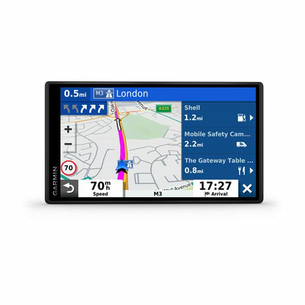 GARMIN DriveSmart 55MT-S Europe, Life time update, 5,5